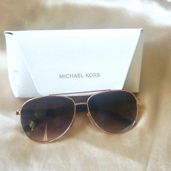 Michael Kors Women Sunglasses and Case
